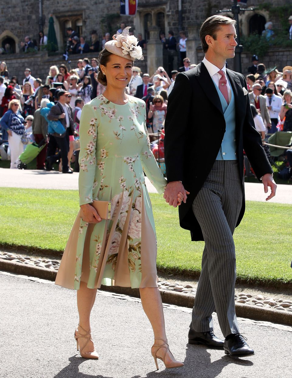 Pippa Middleton's Style Evolution Through The Years 74