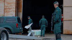 Heridos tres guardias civiles al ser tiroteados en una operación antidroga en