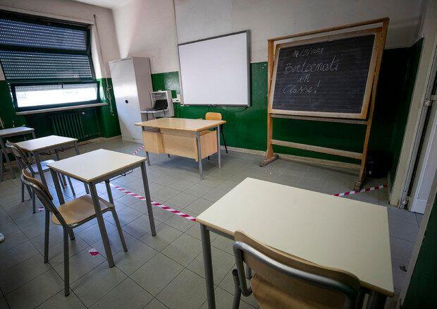 Alla scuola manca un piano