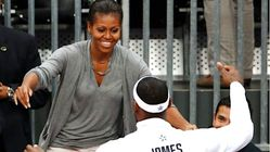 Michelle Obama Says Picking A LeBron James Is The Key To A Lasting