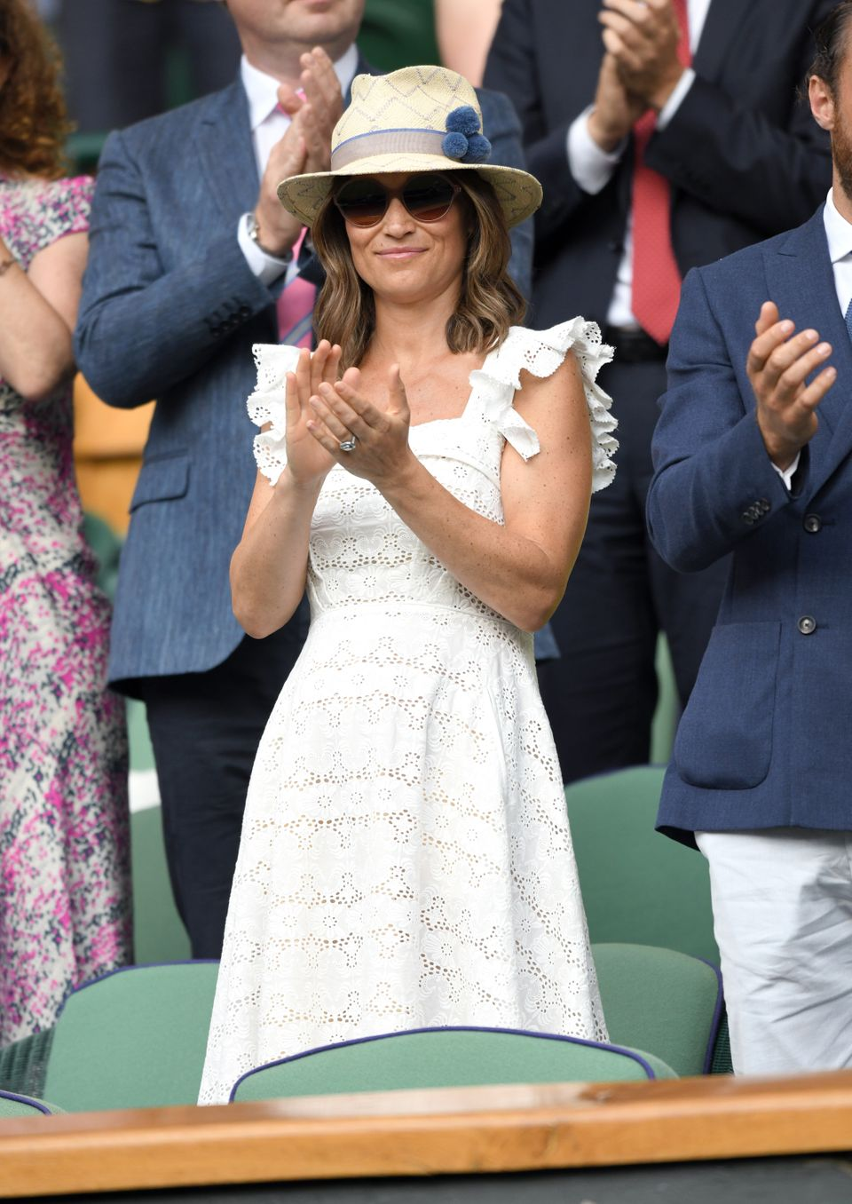 Pippa Middleton's Style Evolution Through The Years 76