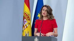 Yolanda Díaz confirma que el Gobierno trabaja en una baja para padres con hijos en cuarentena con PCR