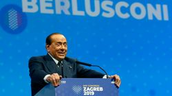 Former Italian Premier Silvio Berlusconi Tests Positive For