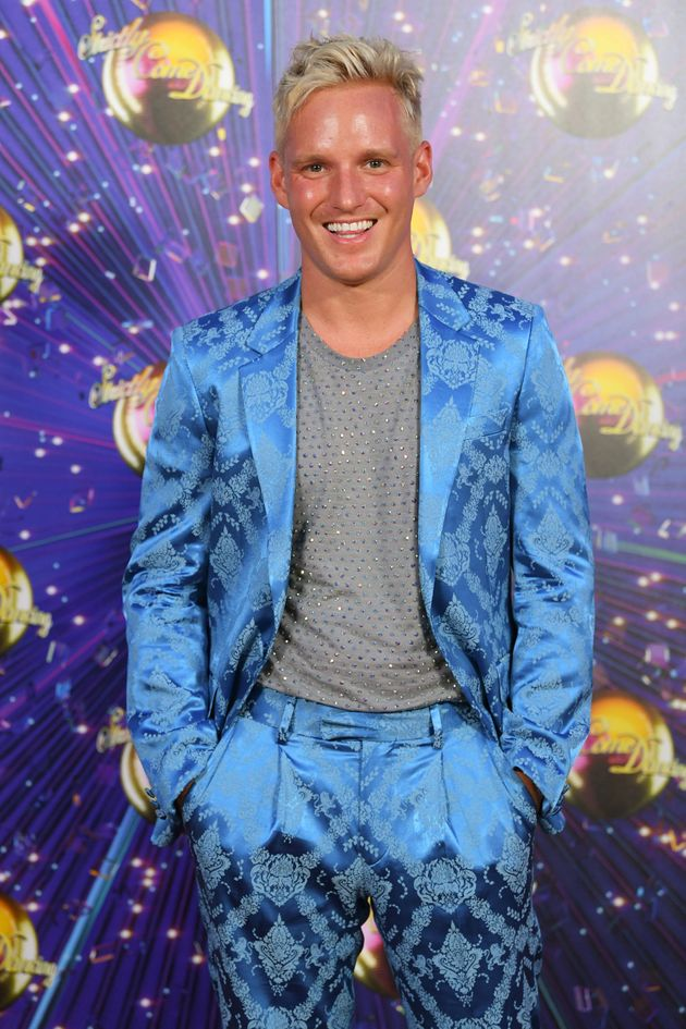 Jamie Laing Returns To Strictly Come Dancing A Year After Injury Cost Him His Spot On The Show