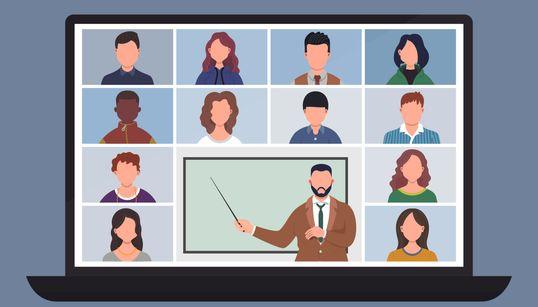 L'enseignement en ligne peut aider les étudiants. Mais les professeurs y sont-ils