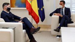 Gobierno y ERC acuerdan relanzar la mesa de diálogo entre Moncloa y