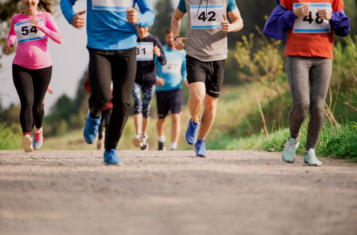 Running outdoors is the precursor to a broader outdoors workout, so try and get into running first