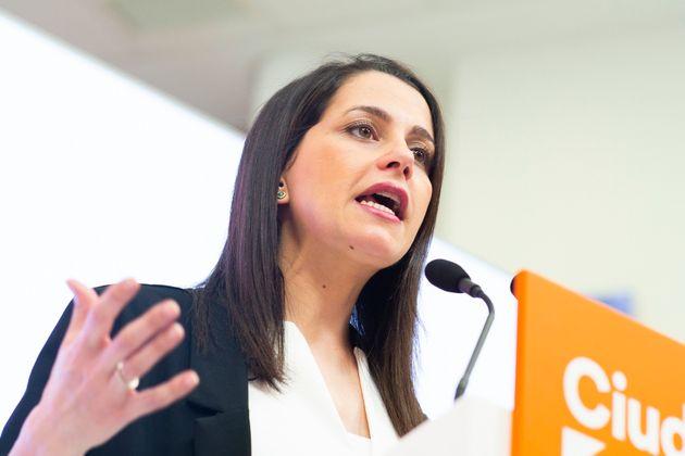 Imagen de archivo de la líder de Ciudadanos, Inés