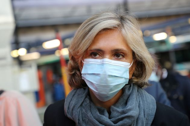 Valérie Pécresse, ici à Paris le 2 septembre