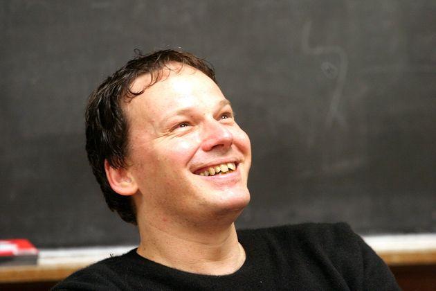 David Graeber, ici à New Haven aux États-Unis, en