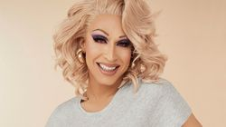 La drag queen Brooke Lynn Hytes, une femme