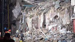 Ίχνη ζωής κάτω από χαλάσματα κτιρίου εντόπισαν διασώστες ένα μήνα μετά τη φονική έκρηξη στη