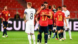 Lo que se ve en el Alemania-España genera un alud de reacciones pero tiene trampa: esto pasó