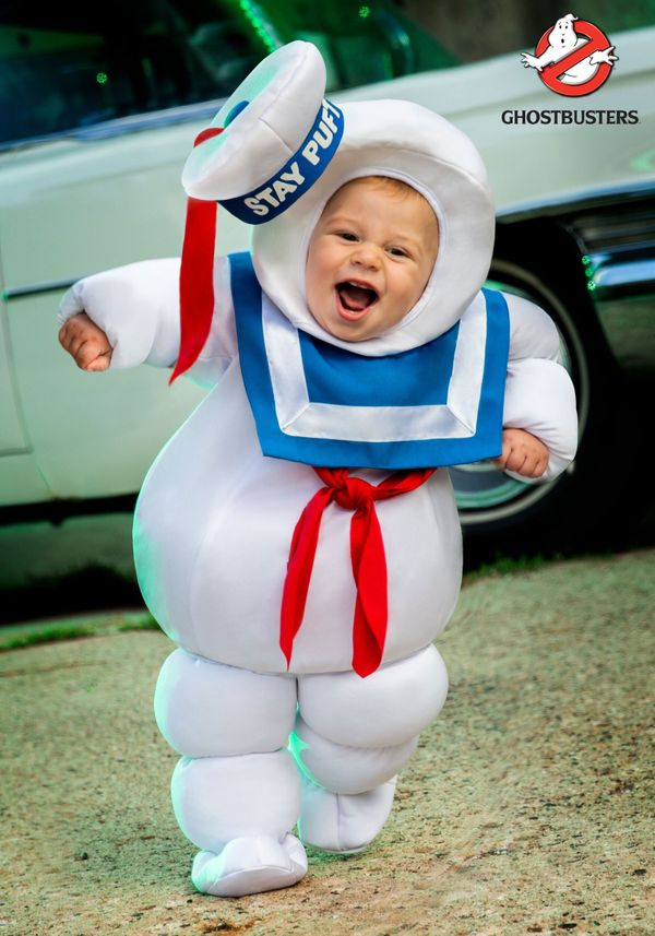 Parents can expect to get one, maybe two Halloweens when their child is too young to help pick their own costume. This <a hre