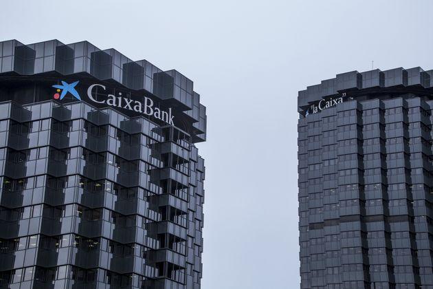 Oficinas centrales de CaixaBank en