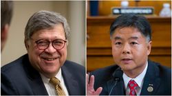 Rep. Ted Lieu Needs Just One Sentence To Insult Bill Barr's Legal