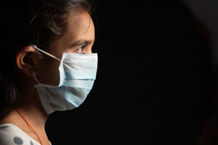Kids might find it more difficult to cope with the pandemic. Here's how parents can help them.