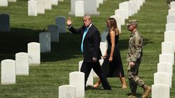 Trump Reportedly Referred To American War Dead As 'Losers' And