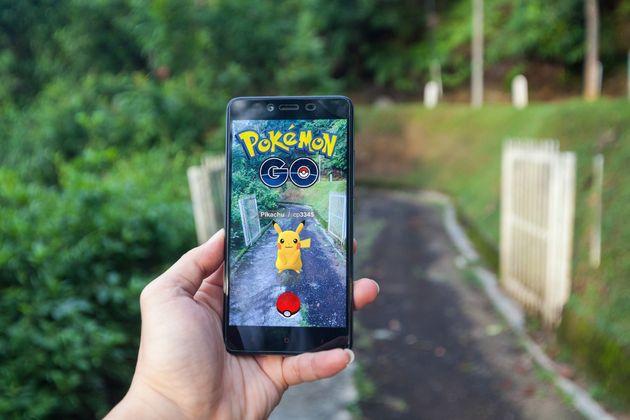「ポケモンGO」のイメージ写真