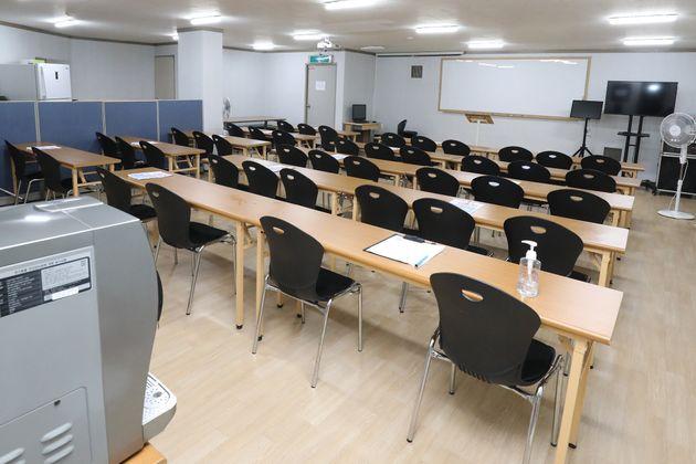 지난달 29일 대구에서 열린 '동충하초 사업설명회' 참석자 25명 가운데 무려 21명이 신종 코로나바이러스 감염증(코로나19) 확진 판정을 받은 사실이