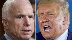 Trump's McCain Defense Gets Immediately Undone By One Of His Own