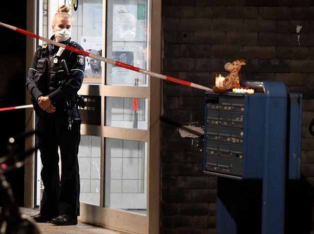 독일의 한 아파트에서 아이 5명이 숨진 채 발견됐고, 용의자는