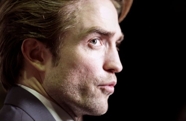 Robert Pattinson arrives for the North American premiere of the thriller The Lighthouse at the Toronto...