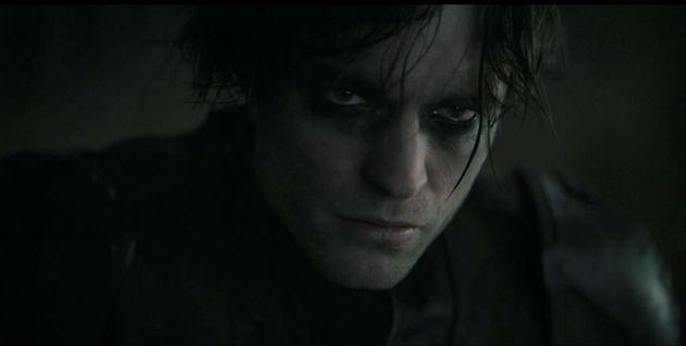 Robert Pattinson as Bruce Wayne in Matt Reeves 'The