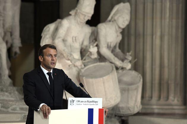 De Jaurès à Baker, Macron invoque ces