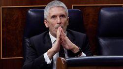 Marlaska tendrá que explicar en el Congreso cuánto cuesta la seguridad del rey emérito en