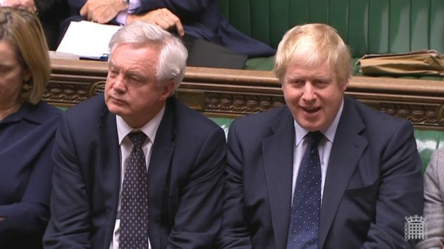 David Davis Warns He Will Vote Against The Budget If It Includes Tax