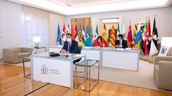 Sánchez pide a los presidentes autonómicos no cerrar colegios sin consensuarlo con Sanidad para no extender los