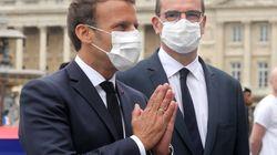 La popularité de Macron poursuit sa lente remontée, celle de Castex chute déjà -