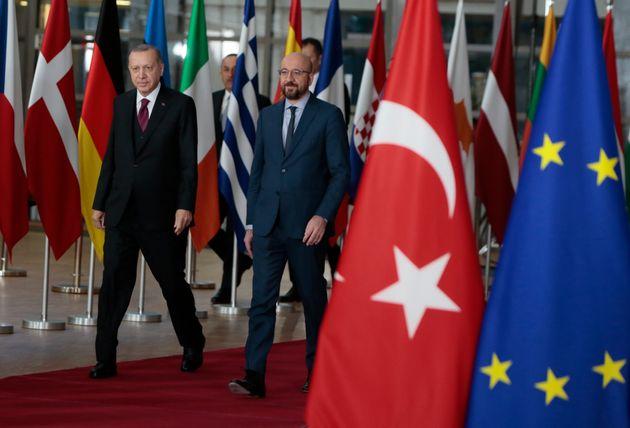 ΕΕ: Πρόταση διεξαγωγής διάσκεψης με συμμετοχή της Τουρκίας για την Ανατολική