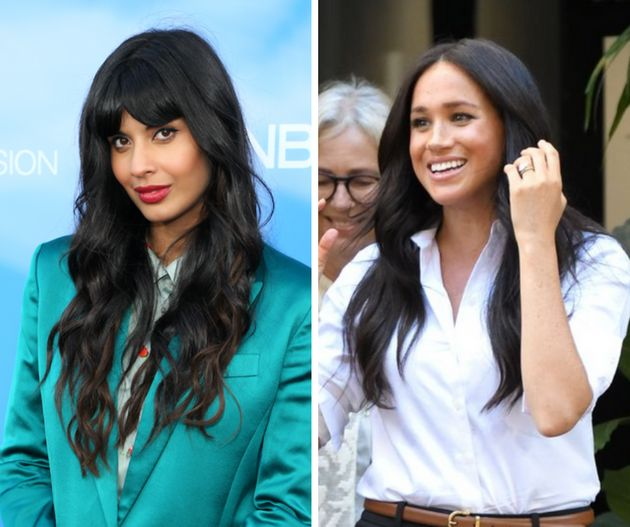 Jameela Jamil Corrects Meghan Markle Rumour: Ive Met This Woman Once