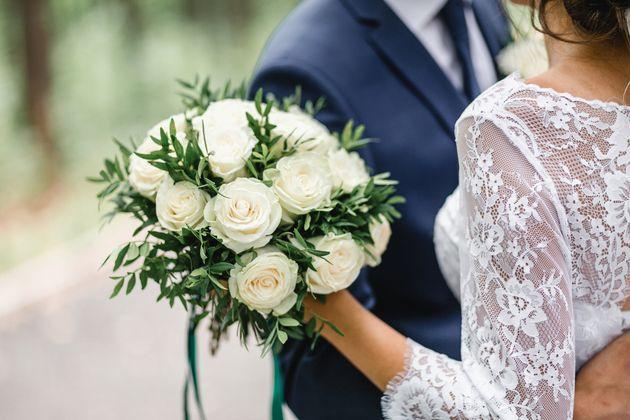 Une invitation à un mariage, publiée dans un groupe Facebook, est devenue virale. (photo