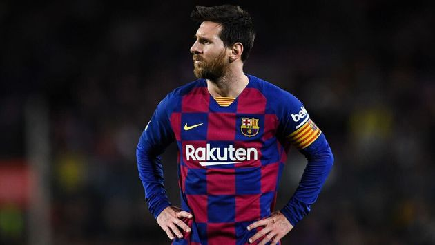 El jugador del FC Barcelona, Leo