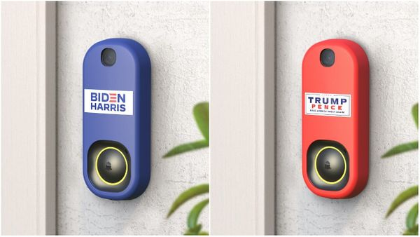 "Want to make sure every delivery driver knows where you stand? This electronic doorbell features <a href=""https://info.heykan"