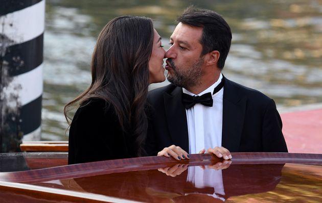 Francesca Verdini e Matteo