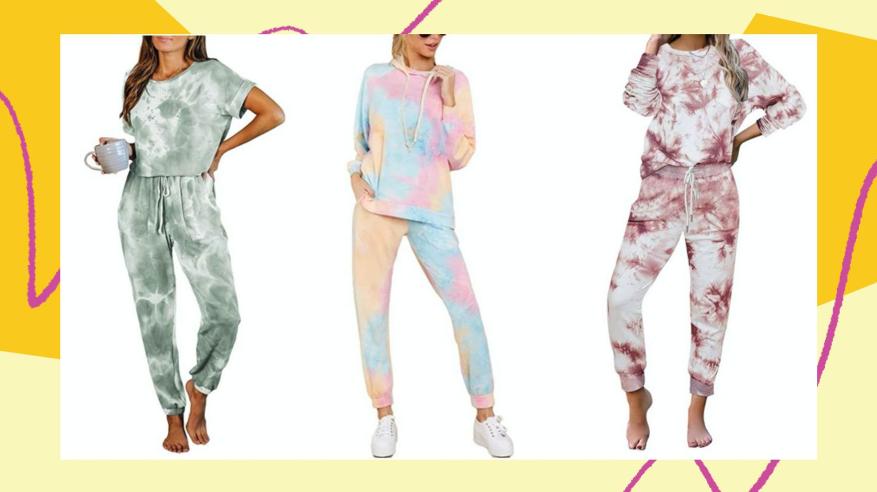 All Of The Tie-Dye Loungewear On Amazon We Can't Wait To Try 1