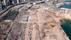 Βίντεο: Drone καταγράφει την ισοπεδωμένη Βηρυτό ένα μήνα μετά την
