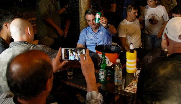 Presidente falou em Eldorado, no interior de São