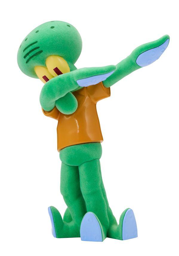 "<a href=""https://www.fun.com/spongebob-memes-dabbing-squidward-figure.html"" target=""_blank"">Dabbing Squidward</a>. Nuff said."