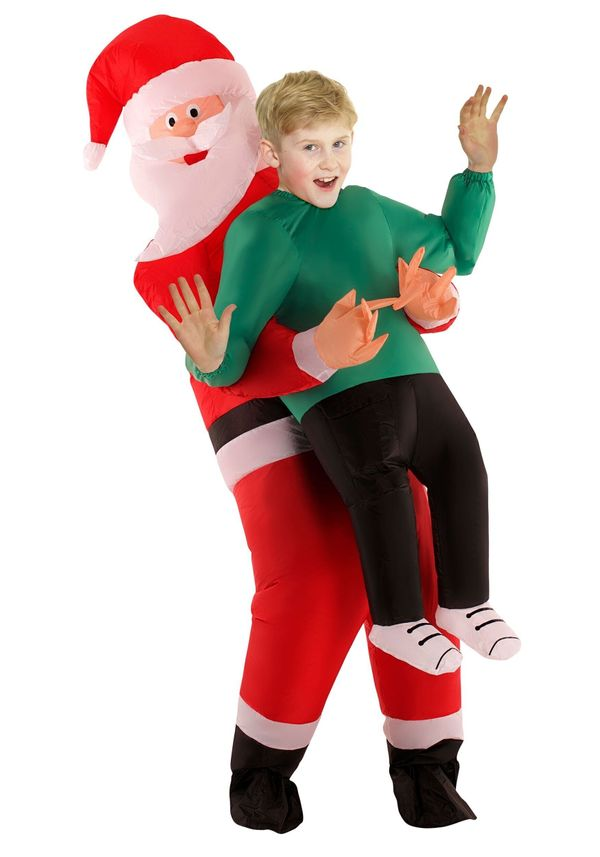 """Dressing up as Santa is a tradition for many people, but this costume allows you to be <a href=""""https://www.halloweencostumes"""