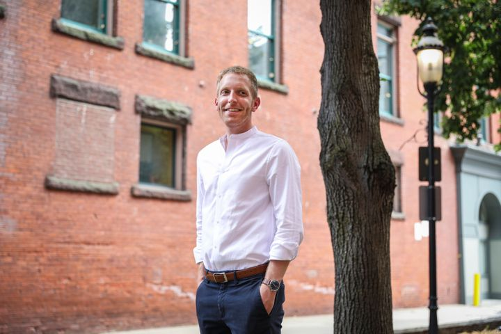 Holyoke Mayor Alex Morse unsuccessfully sought to unseat Rep. Richard Neal in Massachusetts' Democratic primary on Tuesday. S