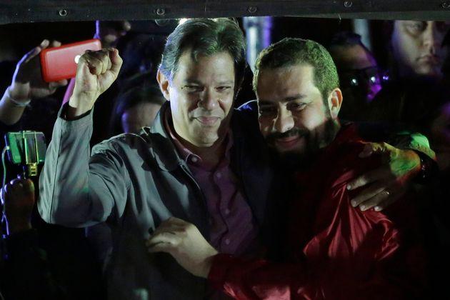 O apoio de Boulos a Haddad no segundo turno das eleições de 2018 contra Bolsonaro o aproximou...