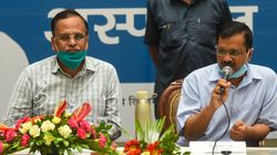 Delhi: Arvind Kejriwal Says Rise In Covid Cases Due To More