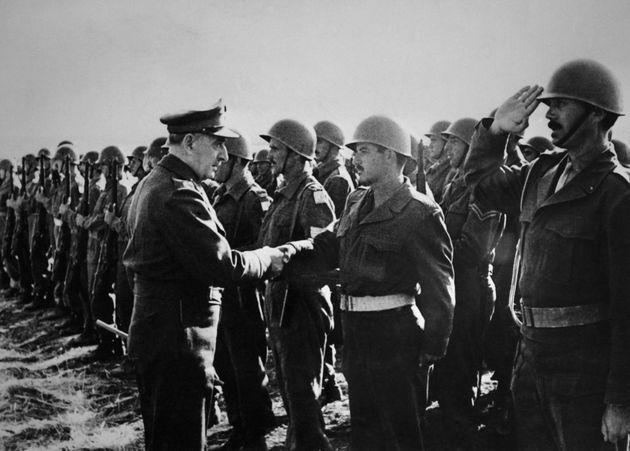 21 Οκτωβρίου 1950. Ο Στρατηγός...