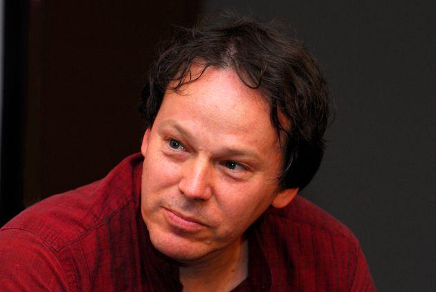 (GERMANY OUT) David Graeber, Ethnologe, Buchautor, Vater der
