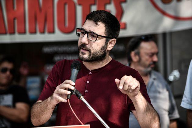 Ο Νάσος Ηλιόπουλος νέος εκπρόσωπος Τύπου του